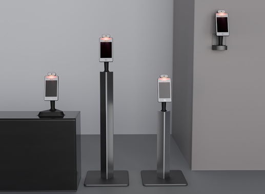 Rapid Screen Temperature Check Stands